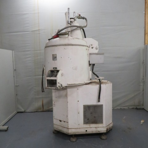 R6MG898 Stainless steel GUEDU mixer - Type 350 NO/PO - 350 liters