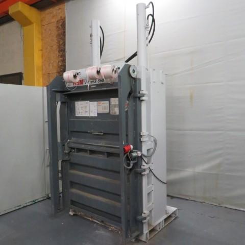 R5CRG780 Presse à balles HSM - Type V-PRESS 860 Plus