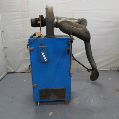 R1J1174 Mobile dust vacuum cleaner similar to the BRESCIANA brand - Type DCE30
