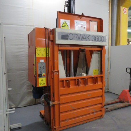 R5CRG781 ORWAK Ball press - Type 3600