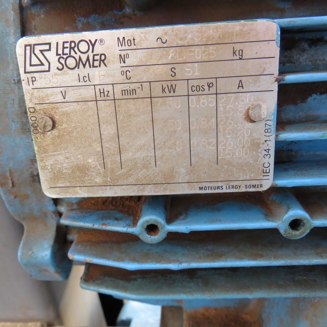 R6MK1414 Stainless steel CORNELOUP ribbon blender - 600 liters - Hp10