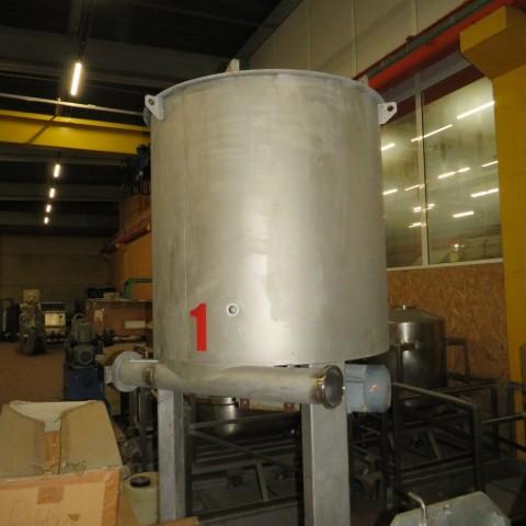 R6VB844 Doseur volumétrique PARIMIX -1130 litres
