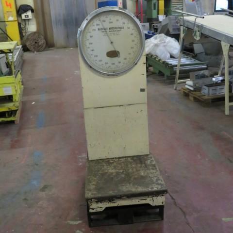 R14T925 Balance BARUE  10-200Kg