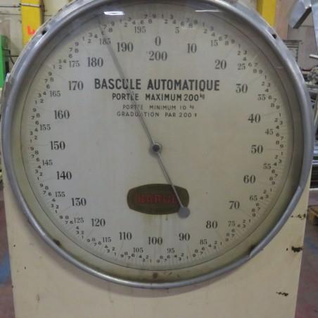 R14T925 BARUE scale - 10-200 Kg