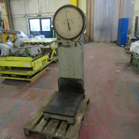 R14T927 MILLIOT scale - 4-100 Kg