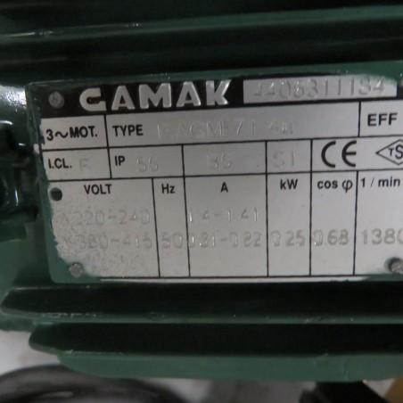 R6T1278 LIGHTNIN Agitator  - Hp0.33 - Rpm1500