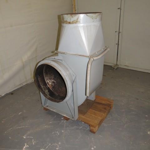 R1X1281 Mild steel Centrifugal fan - Hp3 - Rpm1500