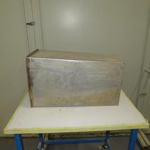 R11DB22705 Bac Inox - 35 litres