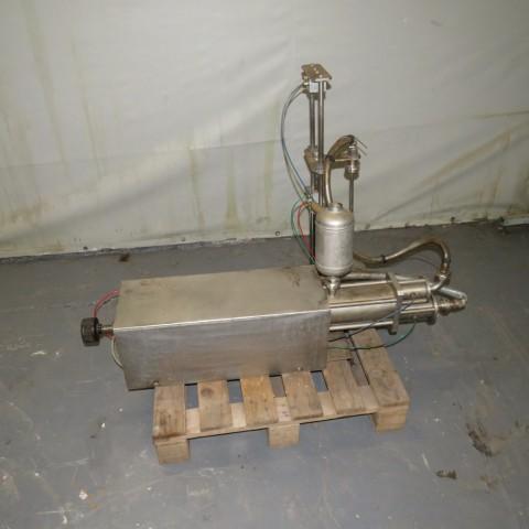 R11L1267 Stainless steel pneumatic dosing machine