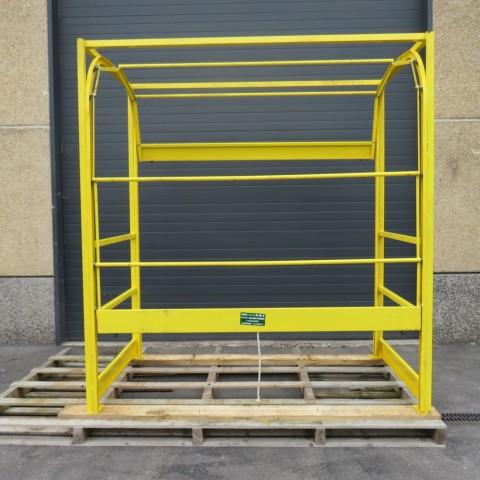 R15A1060 Sas à palettes Type Barriere Ecluse