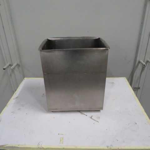 R11DB22703 Bac en inox - 12 litres