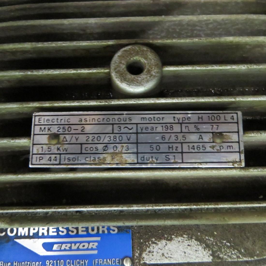 R2C68 ERVOR Compressor - 249 liters/min