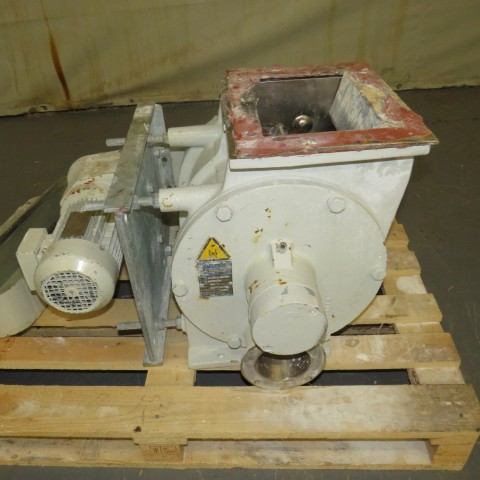 R6P827 Mild & Stainless steel WAESCHLE rotary valve