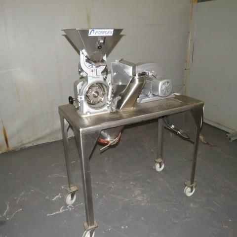 R6BB970 Stainless steel FORPLEX blade mill - FLO Type