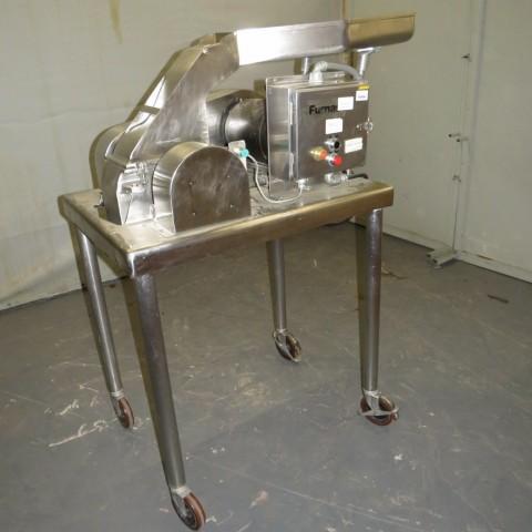 R6BA857 Broyeur à marteaux Inox FITZPATRICK - 5.5Kw- 1500t/min