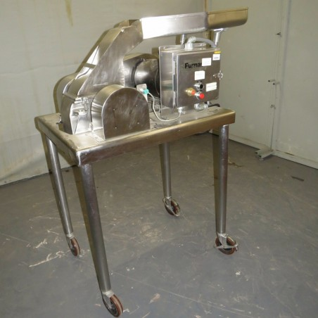 R6BA857 Stainless steel FITZPATRICK Hammer mill - Hp7.5 - Rpm1500
