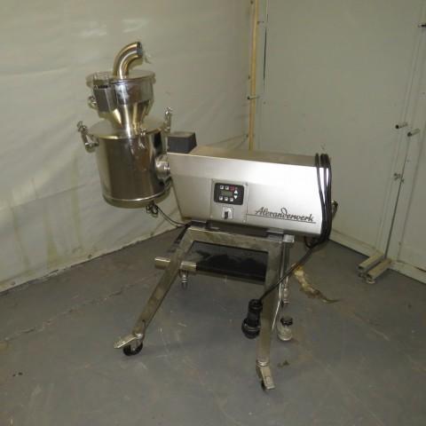 R6BG795 Stainless steel ALEXANDERWERK Granulator mill - SKO1XF Type