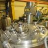 R6MA6165 Cuve mélangeuse Inox JV-NORTHWEST - 500 litres - Double enveloppe