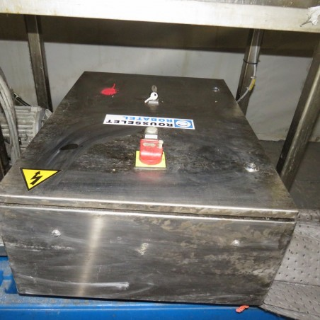 R6EE865 Stainless steel ROUSSELET ROBATEL centrifuge - RC 30VX12 Type