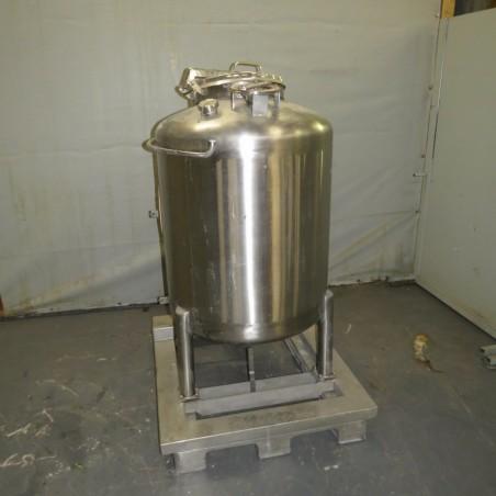 R11DB22708 Cuve de stockage en inox ACRI - 450 litres