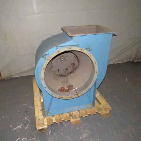 R1X1282 Ventilateur centrifuge Acier FEVI - 4Kw - 1500t/min