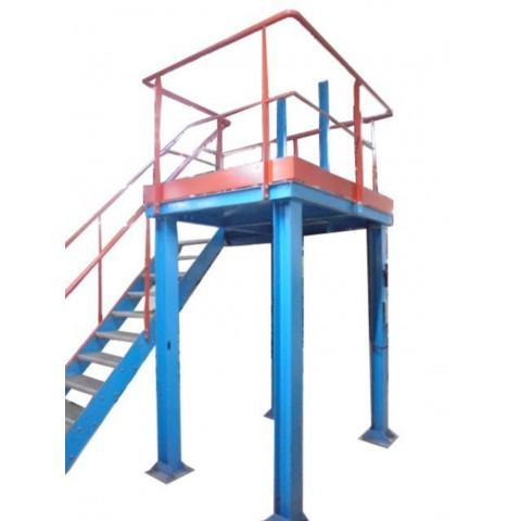 R15A1061 Mild steel platform 2000X1550 mm