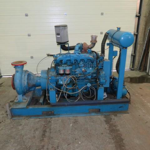 R10A1099 Groupe motopompe diesel incendie Acier