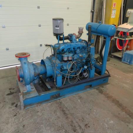 R10A1099 Mild steel diesel fire engine pump set
