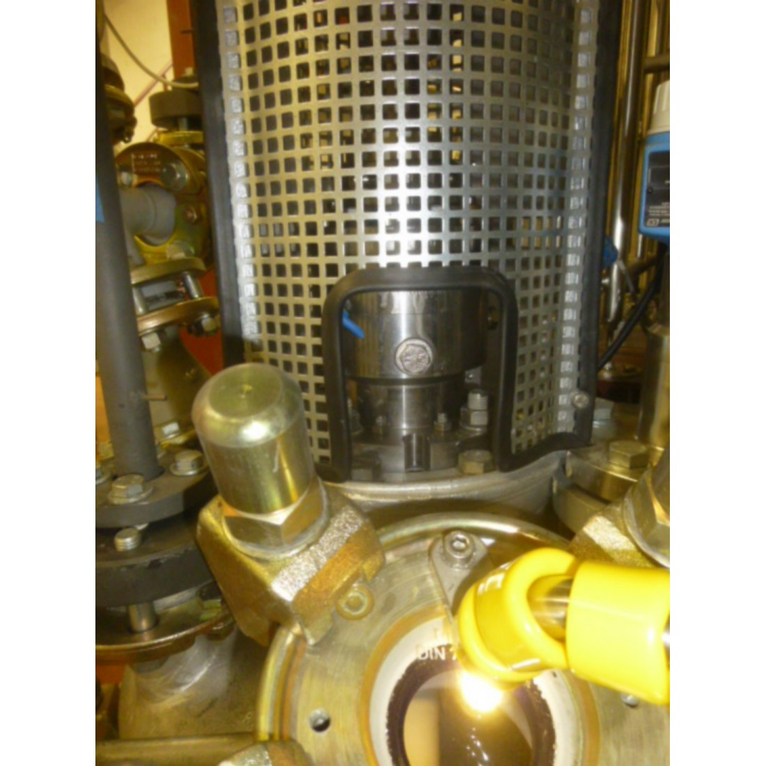 R14FA5344 DE DIETRICH glass lined reactor - 127 liters - visible by appointment