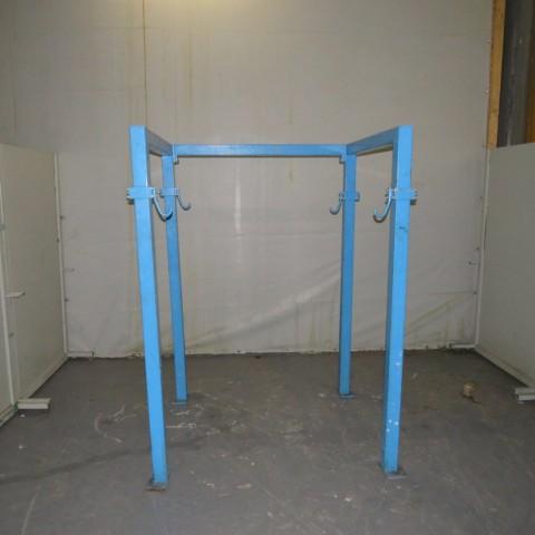 R15A1064 Mild steel Big Bag support