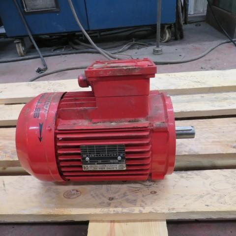 E6L10 ADDA electro motor - Hp3 - Rpm3000
