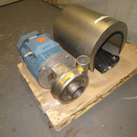 R10VA1285 Stainless steel ALFA LAVAL centrifugal pump - Hp15 - Rpm3000