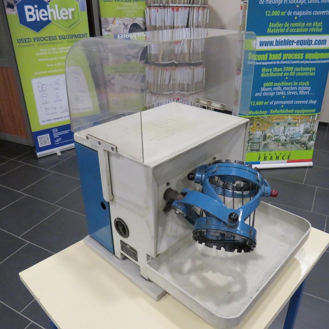 R6MC993 WAB rotary mixer - TURBULA Type