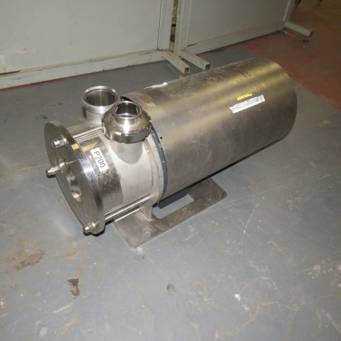 R10VA1289 Stainless steel SAWA centrifugal pump - Hp20 - Rpm1500