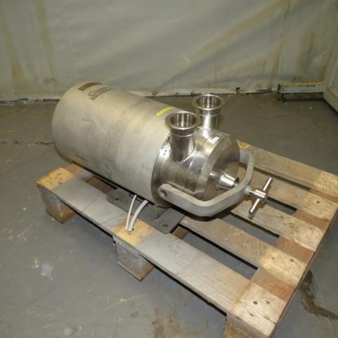 R10VA1290 Pompe centrifuge Inox SAWA - 4Kw - 1500t/min