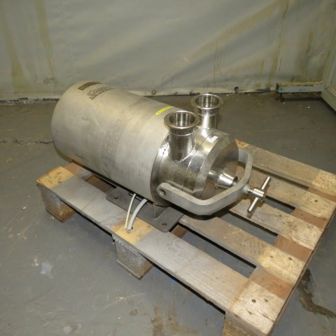 R10VA1290 Stainless steel SAWA centrifugal pump - Hp5.5 - Rpm1500