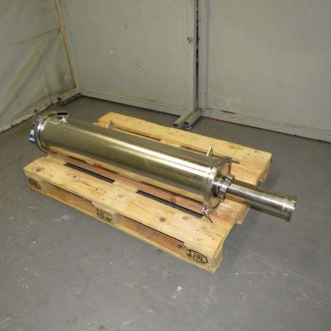 R1K1094 Stainless steel tubes exchanger - 35 liters