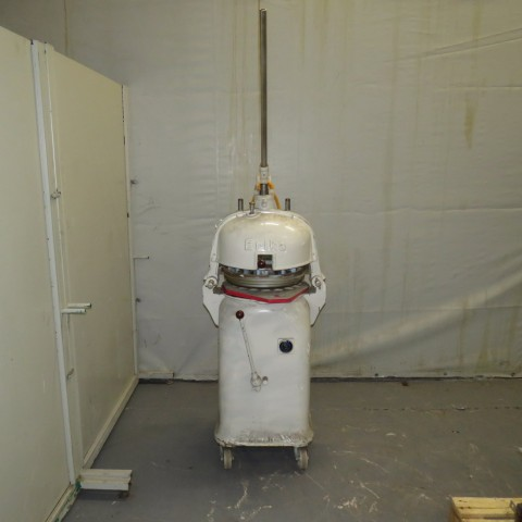 R11L1268 ERIKA Semi-automatic Dough Divider