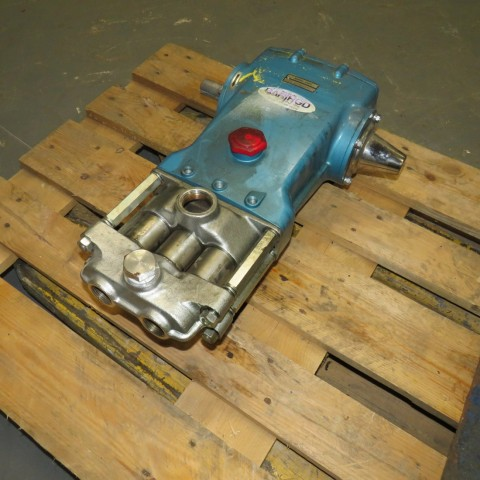 R10H34 Pompe à piston BARTHOD - Type 2527
