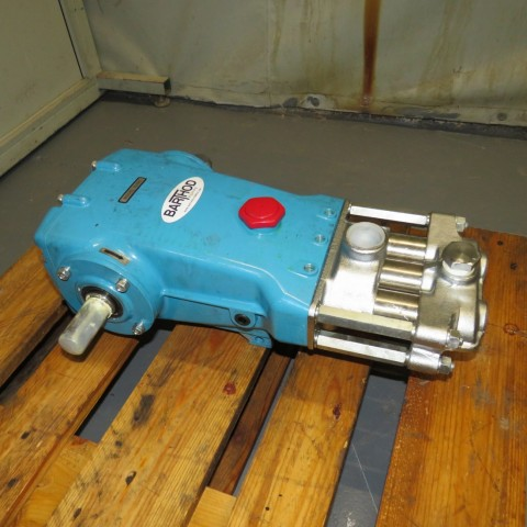 R10H35 BARTHOD Piston pump - 2520C Type