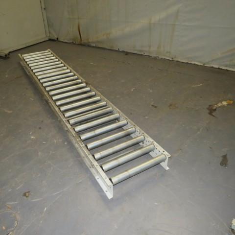 R4FC855 Roller conveyor - Width : 500mm - Length : 3000mm