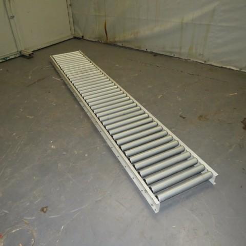 R4FC854 Roller conveyor - Width : 490mm - Length : 3000mm