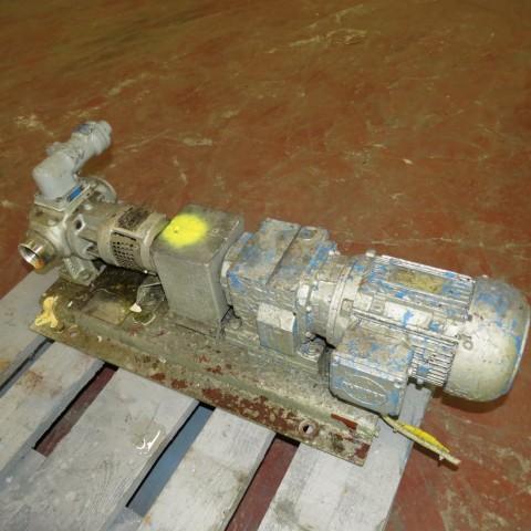 R10DE847 Pompe à engrenages TOPGEAR - 0.55Kw - 132t/min
