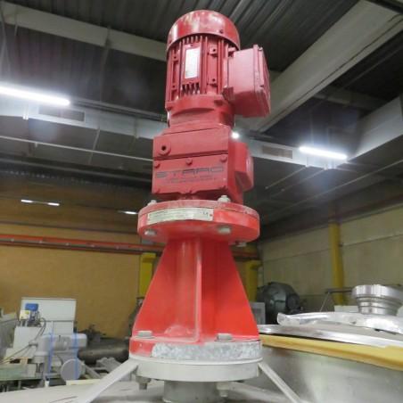 R6MA6170 Stainless steel METALINOX Mixing tank - 900 liters