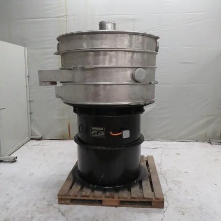 R6SA1139 COMESSA stainless steel circular sieve Ø 1200 mm