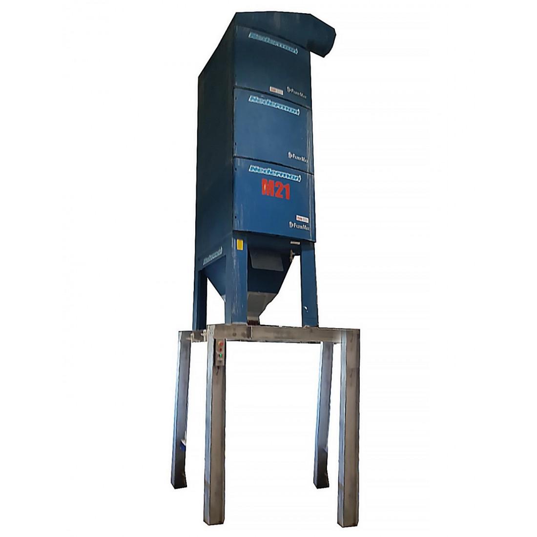 R1J1176 NEDERMAN Dust unit filter - Hp15 - pneumatic shaking