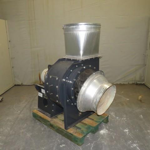R1X1284 Mild steel FEVI Centrifugal fan - Hp25 - Rpm3000