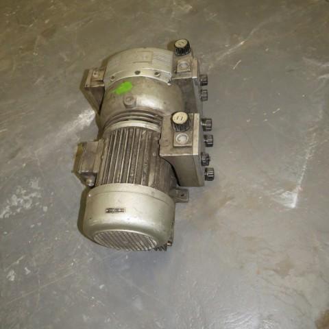 R10J808 RIETSCHLE Vacuum pump - Hp 2.5 - Rpm1500