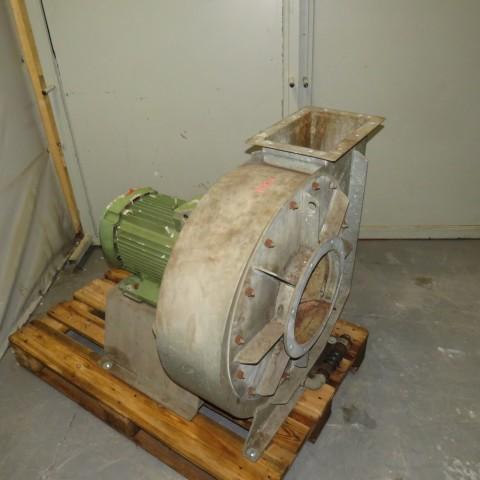 R1X1292 Mild steel VENTAPP Centrifugal fan - Hp15 - Rpm3000