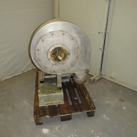 R1X1294 Ventilateur centrifuge VENTAPP Inox - 3Kw - 3000t/min